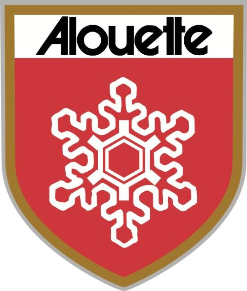 Alouette Snowmobile Decal