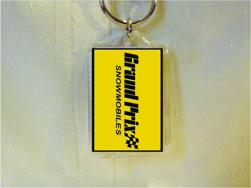 Boatel Grand Prix Keychain