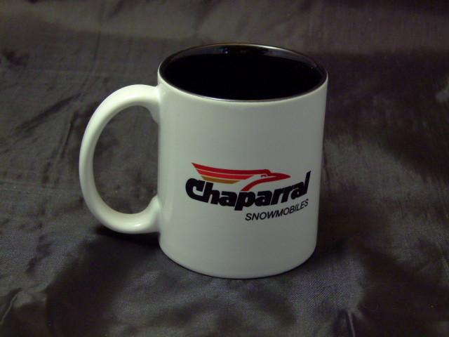 Chaparral Logo Ceramic Coffee Mug