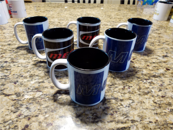 Clearance Less-Than-Perfect Mercury Mug Collection