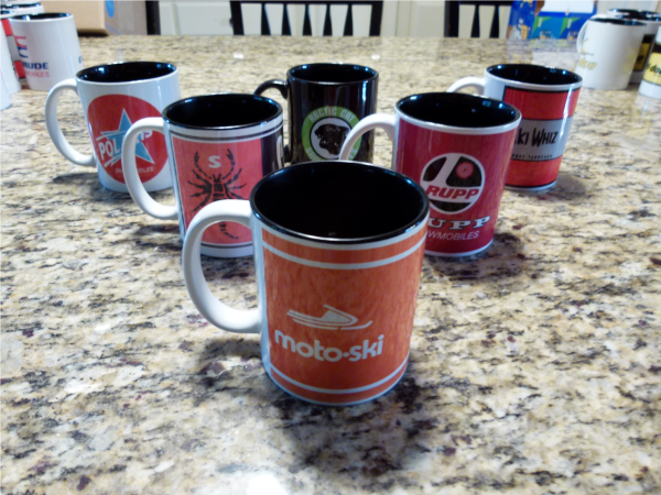 Clearance Less-Than-Perfect Mug Collection 1