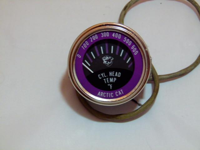 1972 Arctic Cat EXT Cylinder Head Temperature Gauge