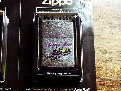 New 70's Arctic Cat Snowmobile Logo Novelty Zippo Lighter