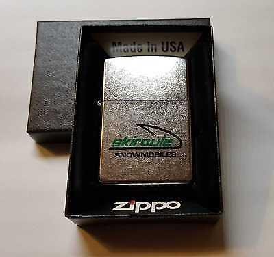 New Skiroule Snowmobile Novelty Zippo Lighter