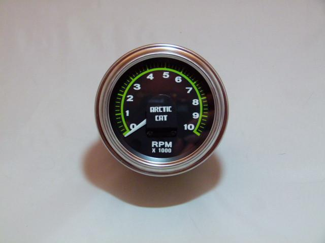 1973 Arctic Cat EXT Refurbished Tachometer Gauge