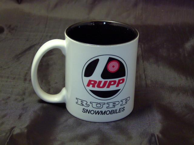 Rupp Logo Ceramic Coffee Mug