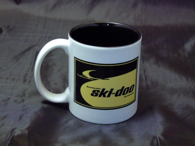 Ski Doo Logo Ceramic Coffee Mug