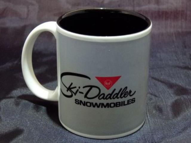 Ski-Daddler Logo Ceramic Coffee Mug