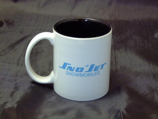 Sno Jet Logo Ceramic Coffee Mug