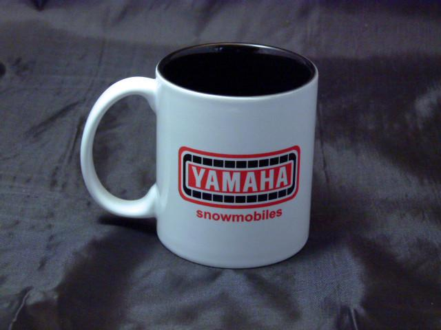 Yamaha Track Ceramic Coffee Mug