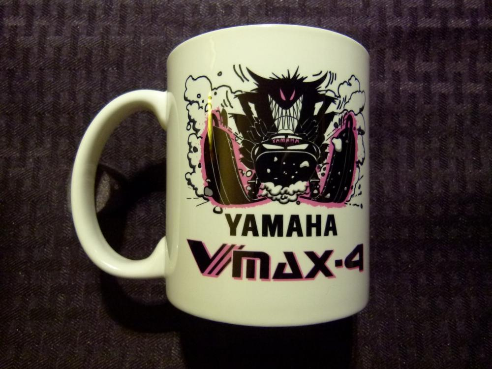Yamaha VMAX-4 Monster Ceramic Coffee Mug