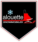 Alouette Sled Home Plate Style Banner