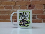Arctic Cat Team Arctic Rider Ceramic Coffee Mug