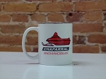 Chaparral Dealer Sign Logo Ceramic Coffee Mug