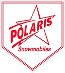 Polaris Snowmobiles Red Star