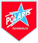 Polaris Snowmobiles Blue Star