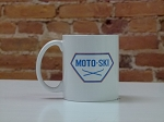 MotoSki Logo Ceramic Coffee Mug