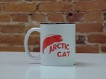 Arctic Cat 60's Logo Ceramic Coffee Mug