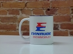 Evinrude Logo Ceramic Coffee Mug