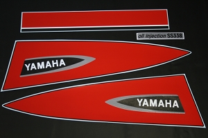 70 YAMAHA SS 338 Decal Kit
