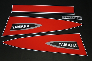 70 YAMAHA SS 396 Decal Kit