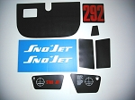 73 SNO*JET StarJet 292 Decal Kit