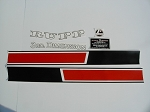 74 RUPP 3rd Dimension Decal Kit