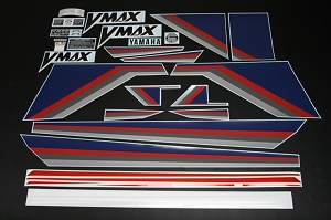 84 Yamaha Vmax Decal Kit